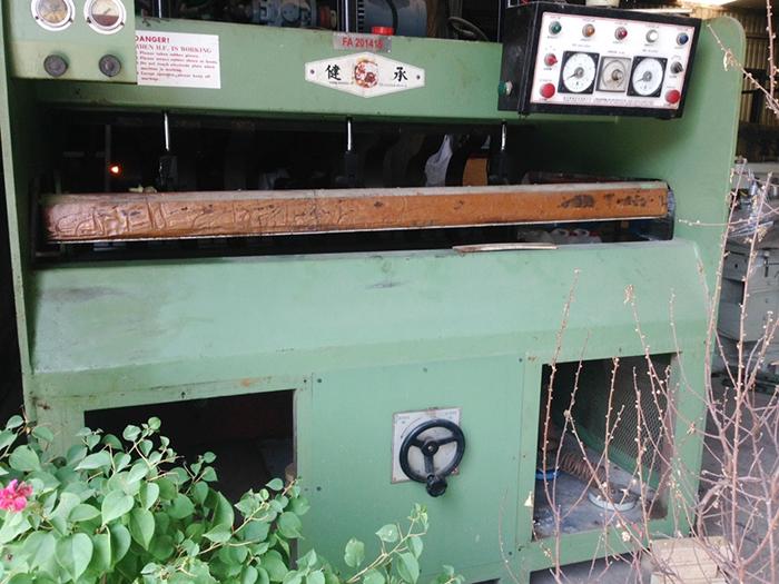 Máy ghép gỗ cao tần giá rẻ